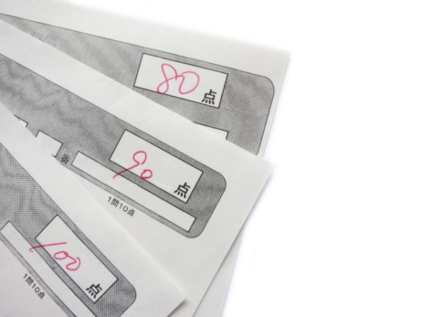 中学生が「テストの点が上がらない」ときにUPさせる3つの原因と対策