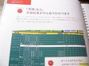 ⑤成績分析チャート